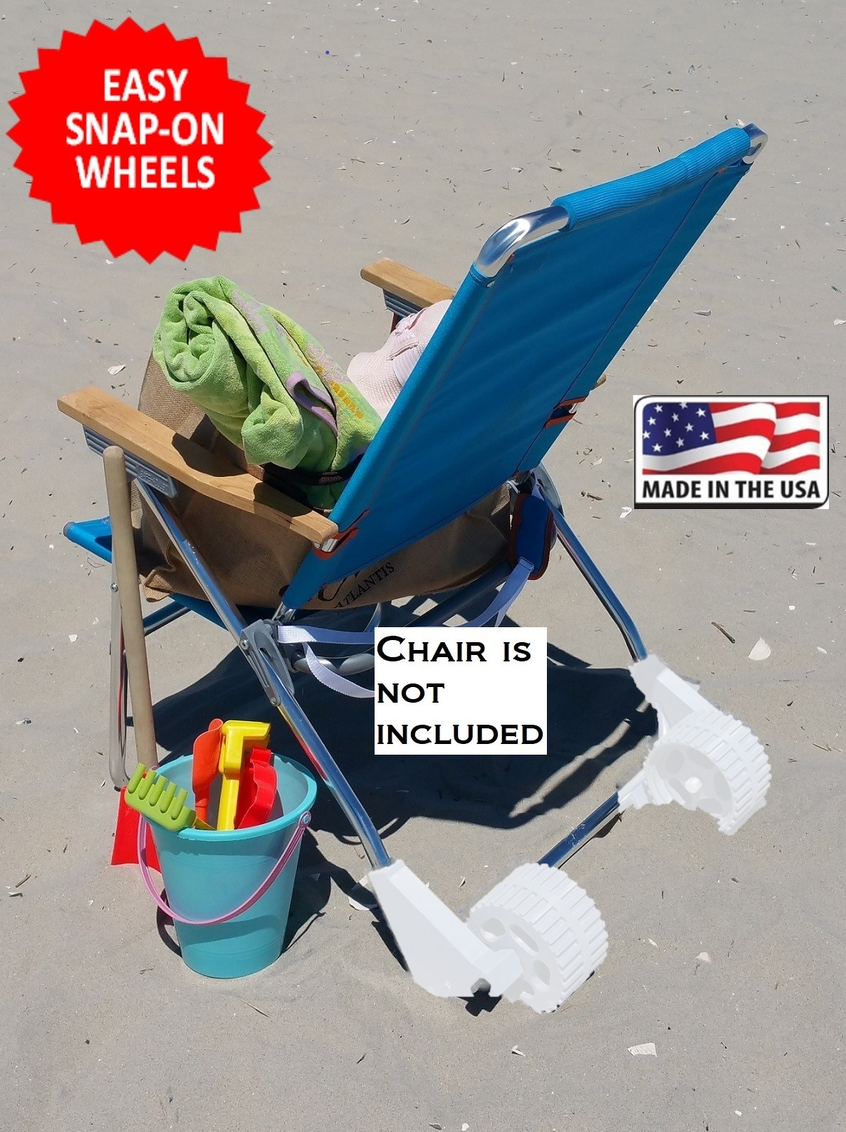 Beach Chair Wheels